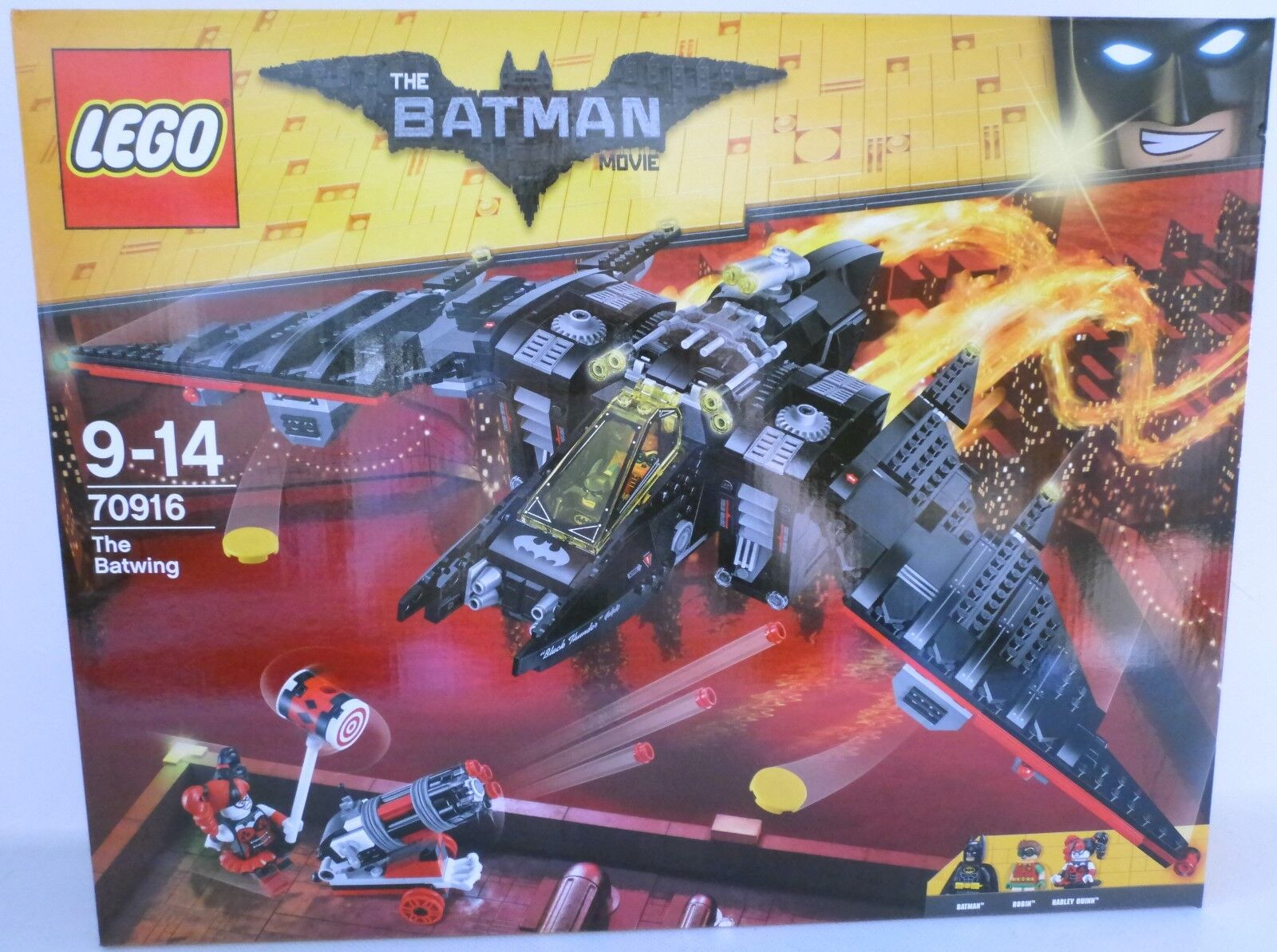 Neu Lego 70916 The Batman Batman Batman Movie The Batwing Ovp