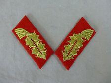 Wehrmacht Uniform Kragenspiegel General Dienstrock Generalität