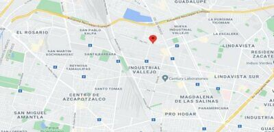 TERRENO URBANO RECUPERACION BANCARIA Poniente SN Ferreria Azcapotzalco NO SE ACEPTAN CREDITOS