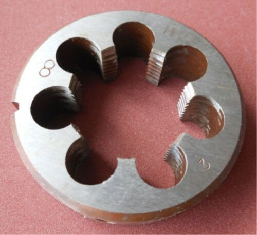1pc Metric Right Hand Die M30 X 3.0mm Dies Threading Tools 30mm X 3mm pitch