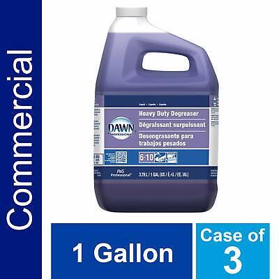 Heavy Duty Degreaser >> Heavy Duty Degreaser By Dawn Professional Bulk Liquid Degreaser Refill For Comm Ebay