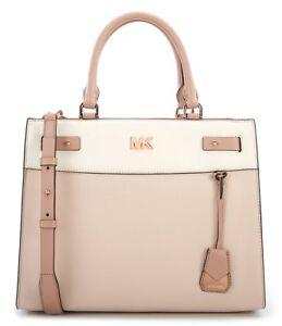 2df62397052b6a MICHAEL Michael Kors Women's Reagan Large Leather Satchel Bag , Soft ...