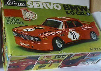 Autos & Lkw Freundlich Repro Box Schuco Servo Bmw 3,0 Csl Jägermeister SchnäPpchenverkauf Zum Jahresende Blechspielzeug