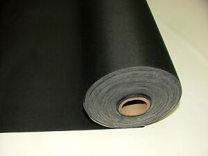 BLACK-3-Pass-Black-Out-Blackout-Material-Thermal-Curtain-Lining-Fabric-137cm