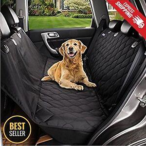 Luxury-Pet-Car-SUV-Van-Back-Rear-Bench-Seat-Cover-Waterproof-Hammock-for-Dog-Cat