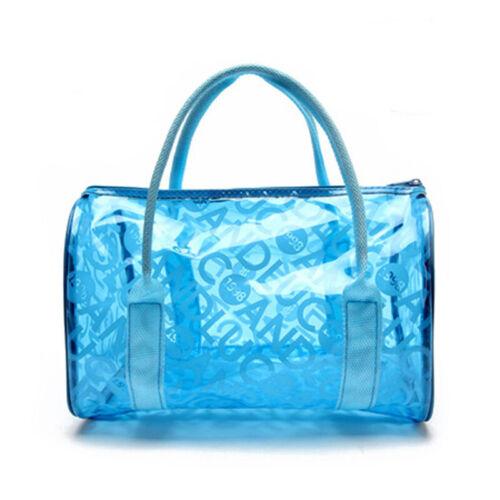 Outdoor Sports Women Bag Waterproof Swimming Storage Travel Bag PVC Swim Bags UK