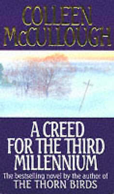 Creed For The Third Millennium, McCullough, Colleen | Paperback Book | Acceptabl