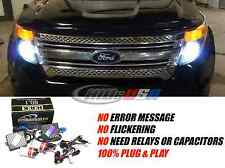 Headlights Electronic Xenon HID Conversion Lights Kit for 2013 up Ford Explorer