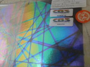 "Dichroic Glass CBS 90COE Pink//Teal on Flat Thin Clear 3/"" Sq"