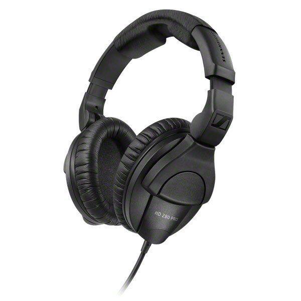 Like N E W Sennheiser HD 280 Pro Closed-back Pro Headphones Open Box Never Used!