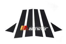 Carbon Fiber B Door Pillar Panel Set for 08-14 Subaru GRB Wagon Impreza WRX STi