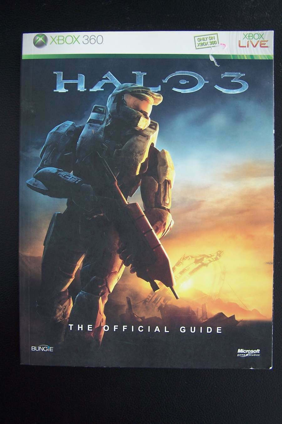 Halo 3: The Official Strategy Guide (Prima Official Gam