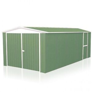 image is loading absco utility 3m x 4 5m garden shed - Garden Sheds 5m X 3m