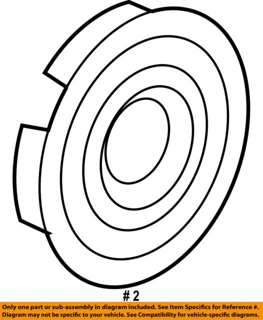 new 05 10 dodge charger challenger magnum 18 wheel center cap Tundra Rear Wheel Bearing Diagram chrysler oem wheels center cap 4895900aa