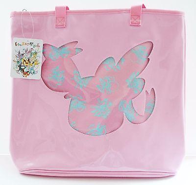 4521329220666 Nymphia Pokemon Center Original Clear Tote Bag Colorful Sylveon