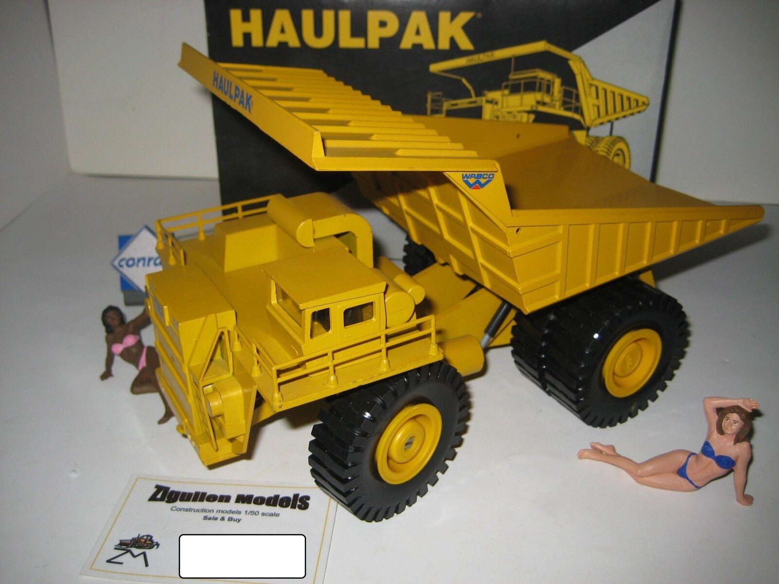 Wabco HAULPAK dumper yellow  2720.2 conrad 1 50 ovp