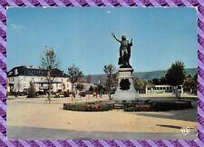 Tarjeta postal - LONS-le-SAUNIER 6 Plaza de la código de caballería
