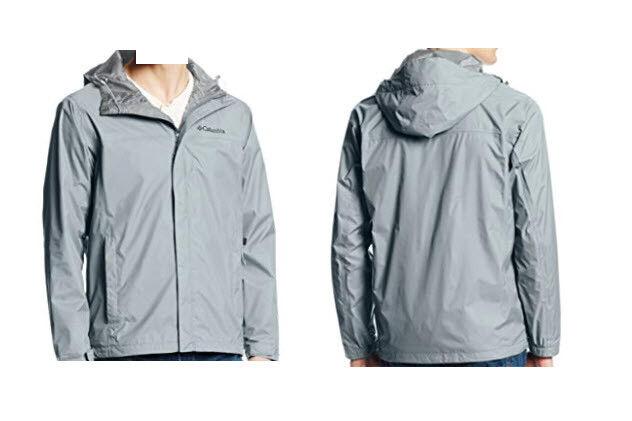 8536583ddcb1b Columbia Mens Watertight II Rain Jacket XL Gray Reg Waterproof for sale  online | eBay