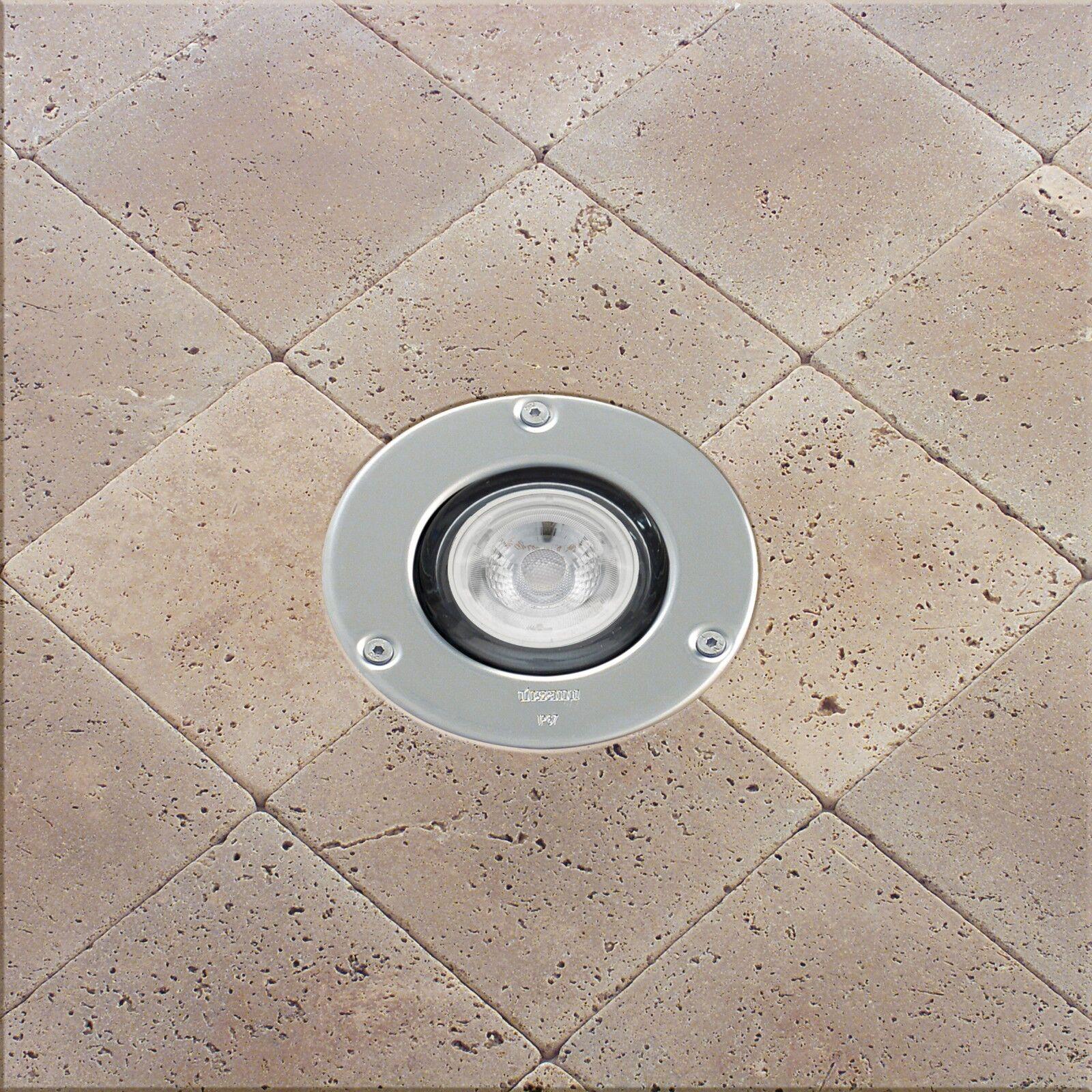 risparmia fino al 70% DISANO 53071000 FARETTO INCASSO LED LED LED 6W INOX MICROFLOOR 1670 GIARDINO ESTERNO  di moda