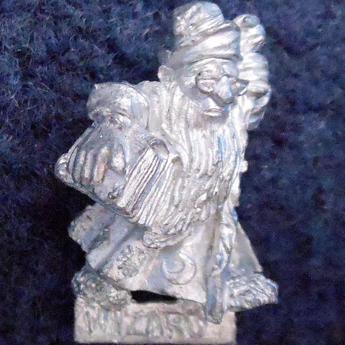 1985 Dwarf Adventurer 0306 02 D4 Wizard Citadel Mage Warhammer Army Dwarven AD&D