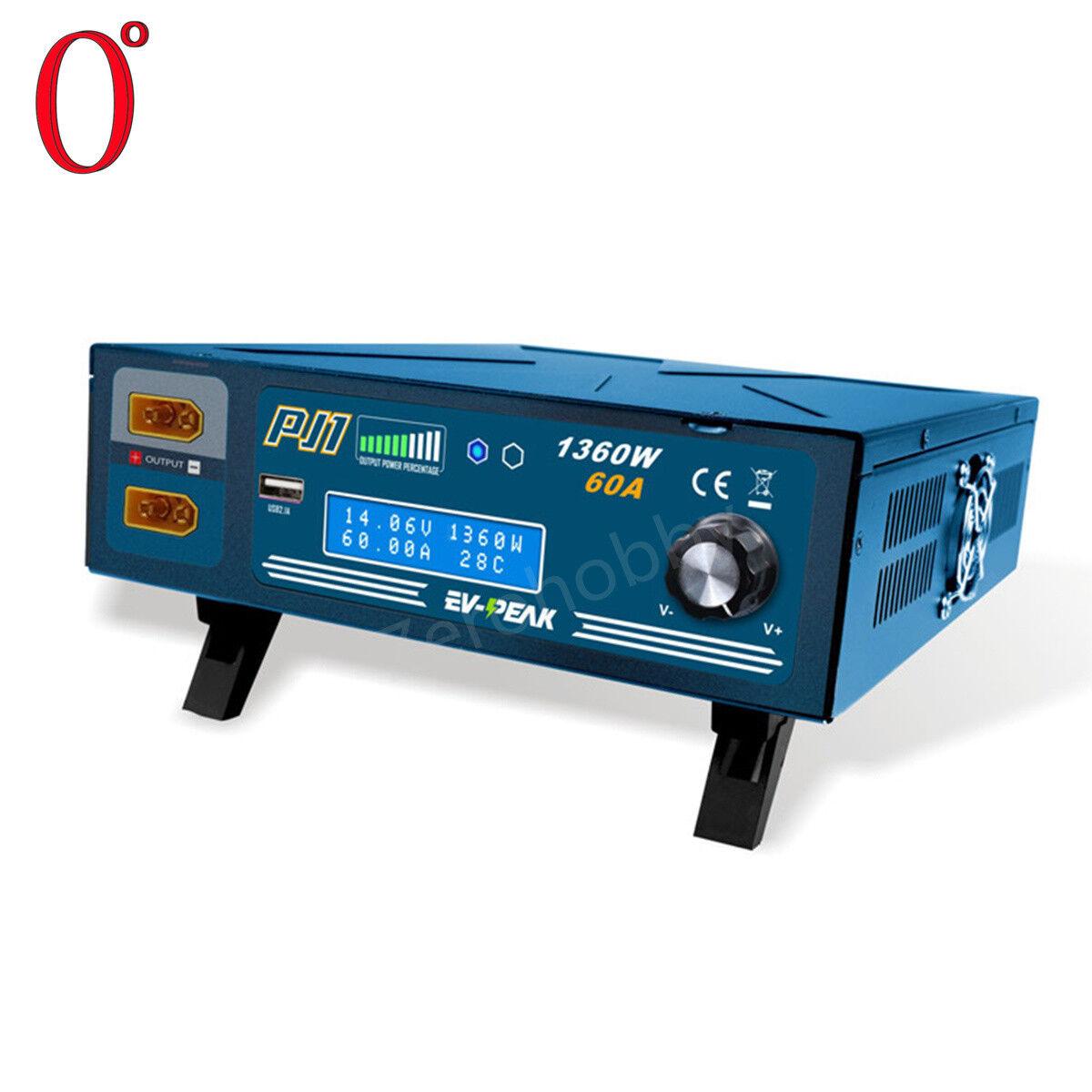 EV-Peak PJ1 ecube 1360W fuente de alimentación con puerto USB