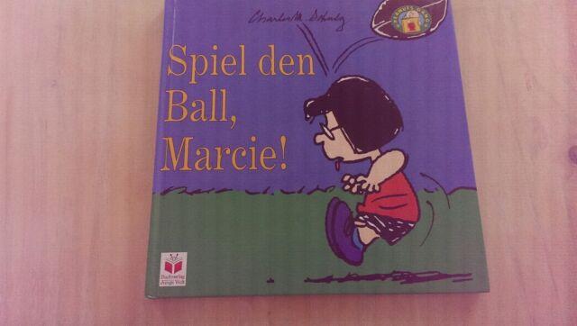 REANUTS GANG -Spiel den Ball, Marcie!  -   Charles M. Schulz