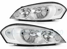 Fits 06 15 Chevy Impala 06 07 Monte Headlights Assembly Front Leftright Lamps Fits 2006 Impala