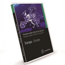 Navigations Navi DVD COMAND APS Europa 2016/2017 NTG1 | Original Mercedes-Benz