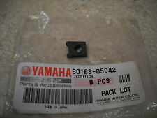 NOS OEM Yamaha Cowling Spring Nut 1992-2005 YFB250 YFM400 YZF600 90183-05042