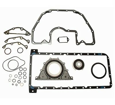 Engine Oil Pan Gasket Elring 272520 BMW 545i 550i 645Ci 650i 745i 745Li 750i 750Li Alpina B7 X5