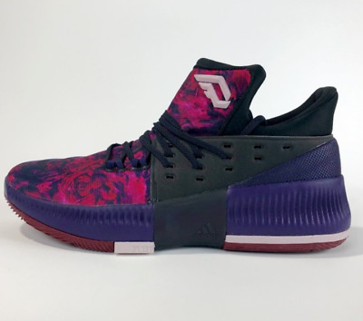 Adidas B49509 Dame 3 Rose City Damian