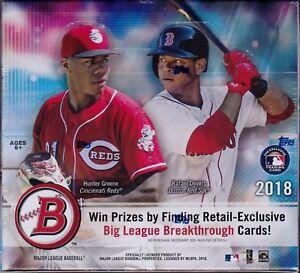 2018-Bowman-Baseball-Sealed-Retail-24-Pack-Box-Possible-Otani-Rookie-Card-Auto