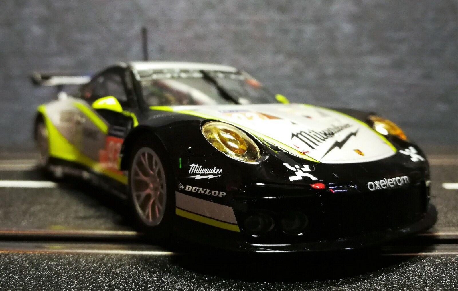 1 32 Porsche 911 RSR LeMans 2017 für Carrera Digital 132 +Licht + Bremslicht