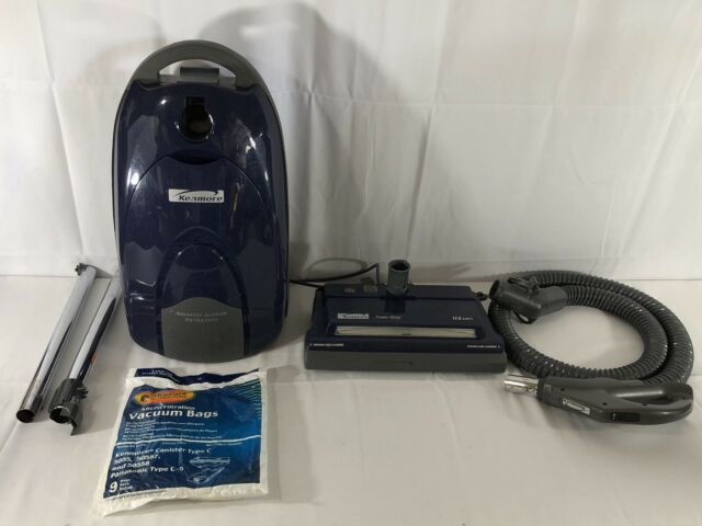 Kenmore Advanced Allergen Filtration Vacuum Model 116 All Attachments Included