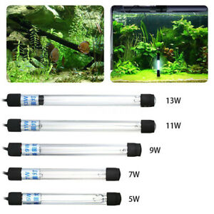 Submersible-Aquarium-Pond-Fish-Tank-Light-UV-Sterilizer-Water-Clean-Lamp-Accs-CY