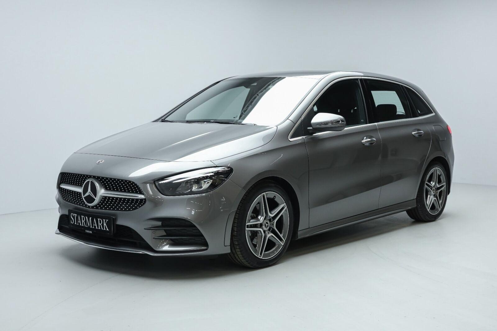 Mercedes B200 d