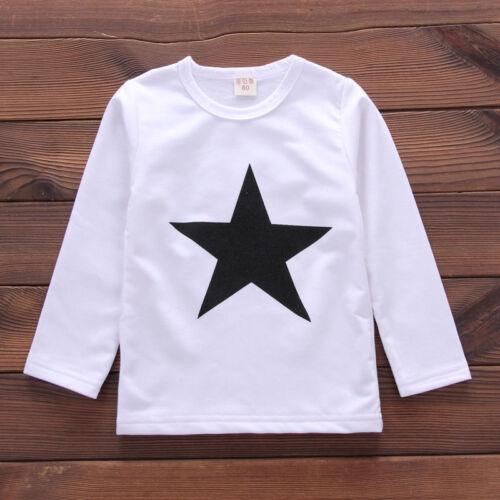 Pantalon Set Vêtements Tenues T-shirt 3PCS Bébé Enfant Garçon Tricot Veste Costume