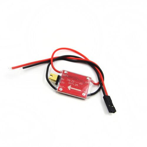 1PCS UBEC-3A Step Down Power Supply 5V//12V 3A BBC