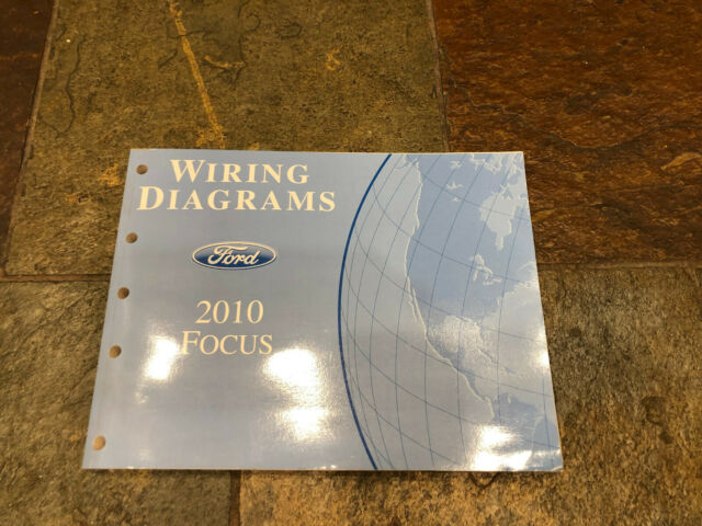 2010 Ford Focus Wiring Diagrams Electrical Service Manual
