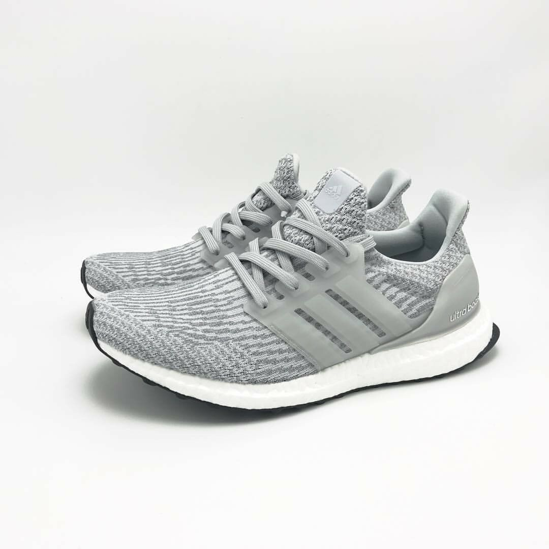BB6059 Adidas Uomo Ultra Boost 3.0 Clear Grey