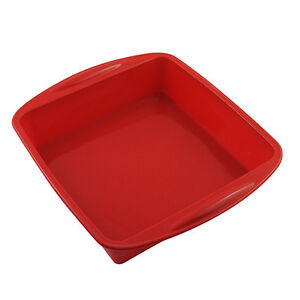 Inch Silicone Square Cake Pan