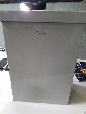 Quam SE3WVP Vandal-Resistant Surface Mount Back Box Enclosure