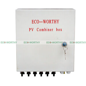 s l300 6 string wire solar panel power pv combiner box for residential pv string wiring at fashall.co
