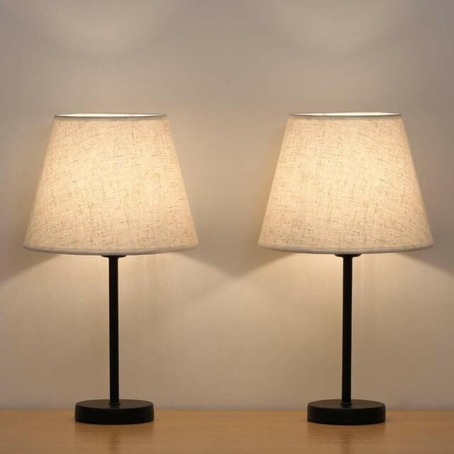 Ikea Black Espressivo Desk Lamp With Halogen Light For Sale Online Ebay