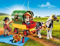 Playmobil - Ausflug mit Ponywagen, Neu, Ovp, 6948