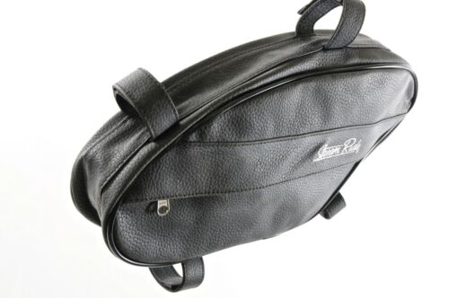 Details about  /ELECTRA STREAM RIDE MEN/'S FAUX LEATHER FRAME BAG TOP CLASS CRUISER DRAGSTER