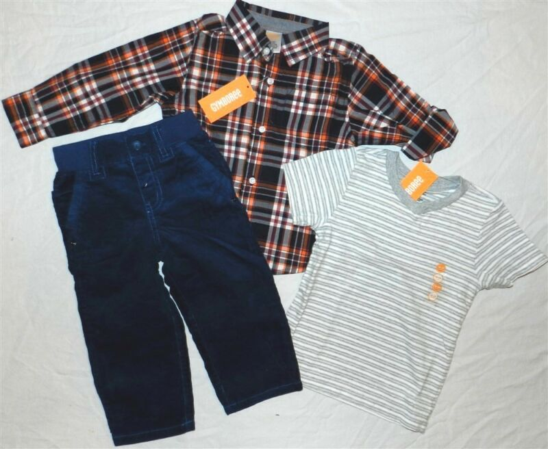 Little Gent Baby Boys Layette Outfit Gentleman Clothing Gift Set