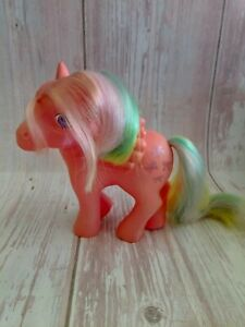 My Little Pony G1 1984  Flutterbye Rainbow Pegasus