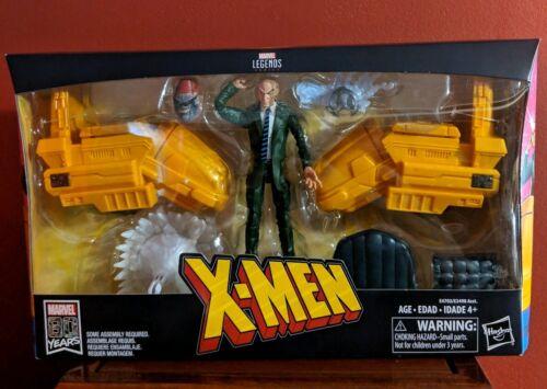 """X-MEN Marvel Legends ultimate Professeur X action figure Hover fauteuil 6/"""" Kingpin"""