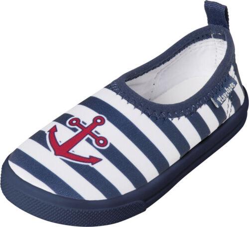Playshoes UV-protección Aqua-Slipper marítimo badeschuh casa zapato